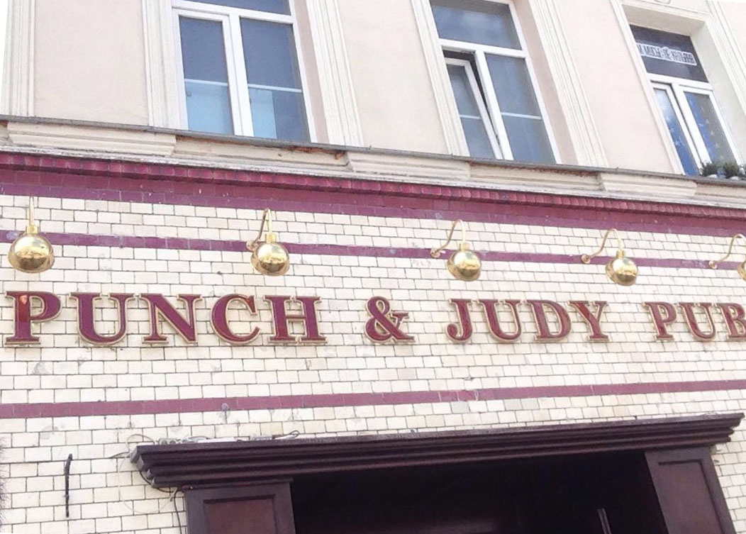 Паб Punch & Judy